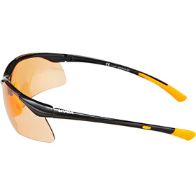 UVEX sportstyle 223 Glasses black orange